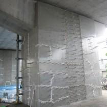 白石環状跨線橋(上り線)補修工事